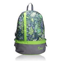 Get 54% Off on F Gear Green and Grey Backpack