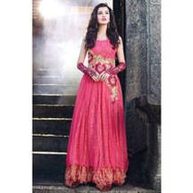 Get 78% Off On Yupu Pink Net Gown