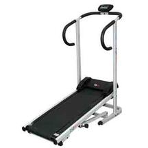 30% Off On Electronic Display Manual Treadmill
