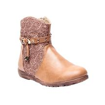 Flat 30% OFF On Steppings Beige Boots