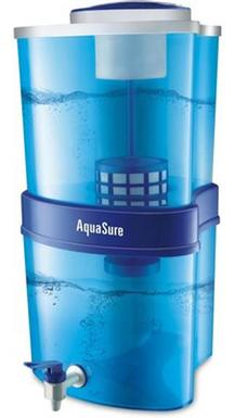 Get 10% OFF on Eureka Forbes Aquasure 16L Water Purifier