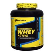 Flat 25% OFF MuscleBlaze Whey Active