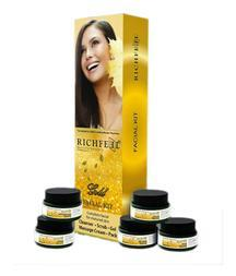 Richfeel Gold Facial Kit: Get Flat 20% OFF