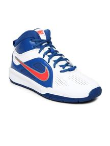 Get 55% OFF on Nike White Sport Shoes