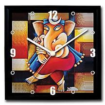 Modern Ganesha Wall Clock @ Rs. 599