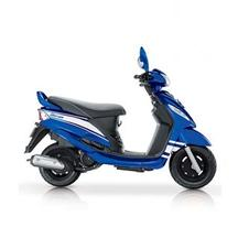 Mahindra Rodeo - Two Wheeler (125 CC) Blazing Blue For Rs.2000 OFF