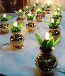 String of Diya Lights in Kalash Shape for Just Rs. 149