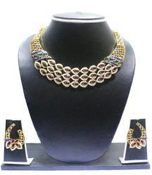 Get 70% OFF on Pearls designer Jewel Set