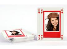 Personalized Playing Cards @ 50% OFF