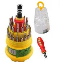 74% Off On Electron Screwdriver 31 In 1 Tool Kit Set