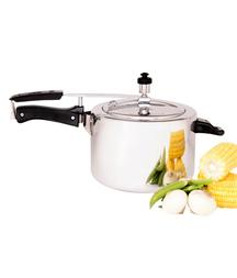 Topline 3 Ltrs Silver Induction Pressure Cooker