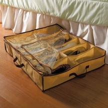 Kawachi Under Bed Storage Shoe Closet Organizer