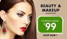 Beauty and Make up products Starting at Rs. 99