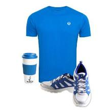 Get Liberty Men's Shoes, T-shirt & Sipper Combo @ Just Rs 749 Only