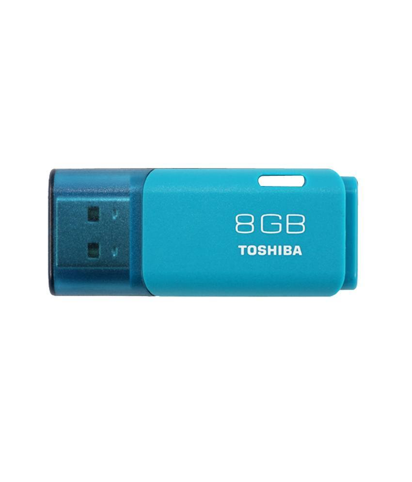 Toshiba 8GB Hayabusa Pen drive @ 287