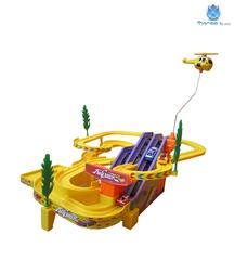Best Price On Three 6 Musical Track Set With Cars For Kids