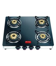 Get 35% OFF on Prestige Glass Top Gas Stove