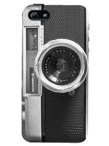 Old School Camera Case For IPhone 5/5S @ 1499
