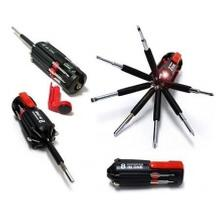 Buy 8 in 1 Screwdriver with 6 LED Lights @ Rs 249