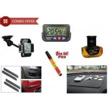 Car Accessories tool Kit - 6 In 1 Combo @ Rs 2299 Only