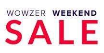Wowzer Weekend Sale - Flat 53% off on All Orders