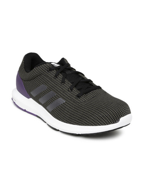 Adidas Men Grey Cosmic Running Shoes