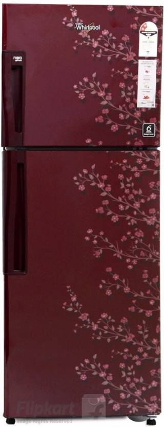 Whirlpool 245 L Frost Free Double Door Refrigerator @ 12% OFF