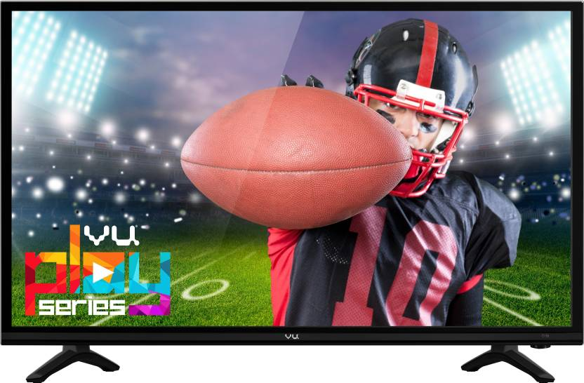 Vu 98cm (39 inch) Full HD LED TV @ 24% OFF