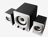 Ambrane Multimedia Speaker
