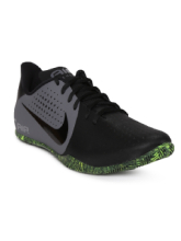 Nike Men Black Air Behold Basketball Shoes