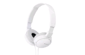 Sony MDR-ZX110A Headphones Without Mic (White)