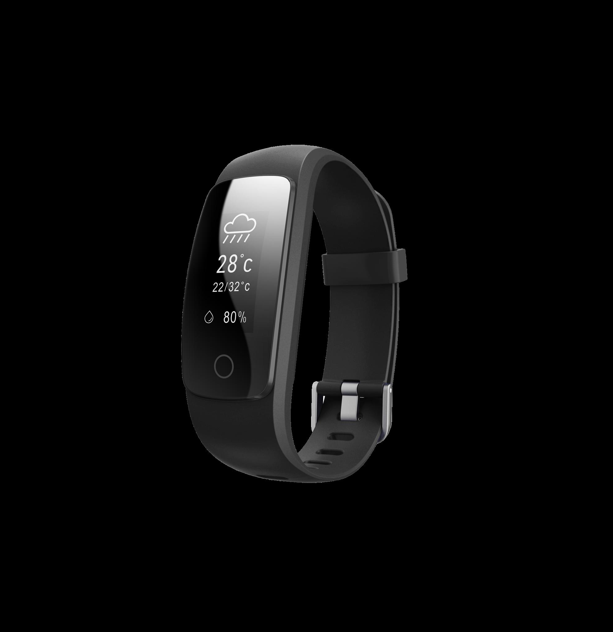 "Use ""HG0340"" : Get 40% off on Hug Elan Multi Sport Fitness Tracker"