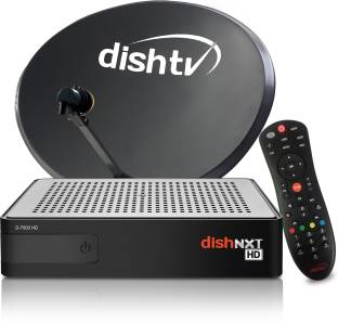 Dish TV HD Connection- Special Pack One month Super Fam