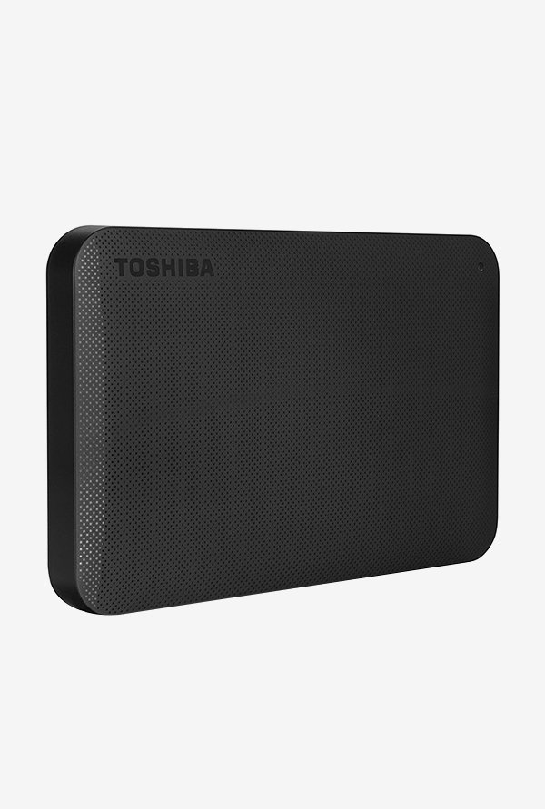 Toshiba Canvio Ready 1 TB USB 3.0 External Hard Drive (Matte Black)
