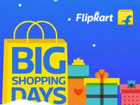 Flipkart Big Shopping Days | Up To 80% OFF + 10% Instant Discount