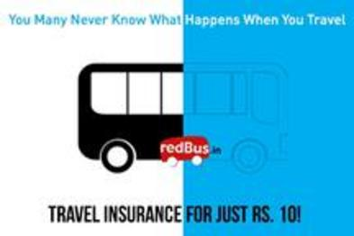Get Travel Insurance for Just Rs 10 Only!