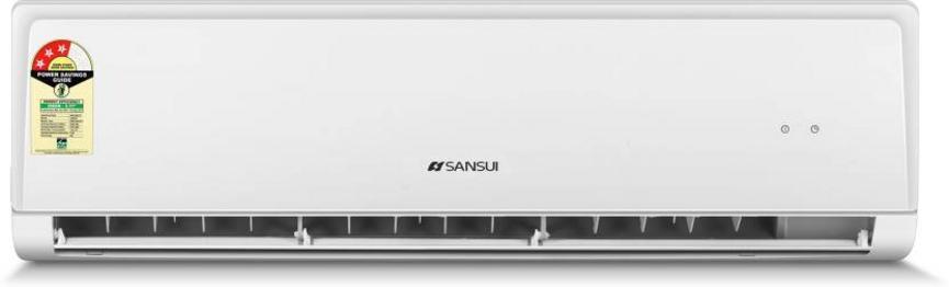 Sansui 1.5 Ton Inverter (3 Star) Split AC - White @ 25% OFF