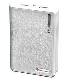 Lappymaster LMP0-061WT 10400 -mAh Li-Ion Power Bank White