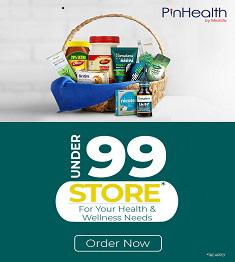 The Rs 99 Store - For Health and Wellness Needs