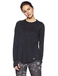 Under Armour Fly by 1/2 Zip Womens Sweatshirtfrom