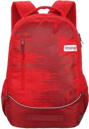 American Tourister PLOP BACKPACK 03- RED 34 L Backpack