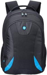 HP 15.6 inch Expandable Laptop Backpack (Black) 30 L Ba...