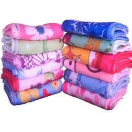 Fashion Forest Bhawna Cotton Furnishing Pack Of 10 Face Towel