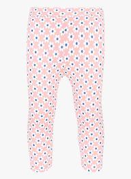 612 league Pink Printed Leggings