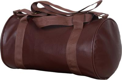 RR Accessories Antique Leather Rite Gym Bag
