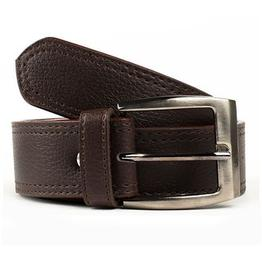 Winsome Deal Brown Faux Leather Formal Belts (Synthetic leather/Rexine)