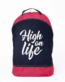 High On Life Essential Mini Backpack