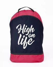 High On Life Essential Mini Backpack
