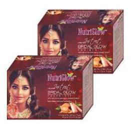 NutriGlow Ultra Rich Instant Bridal Glow Facial Kit - Set of 2