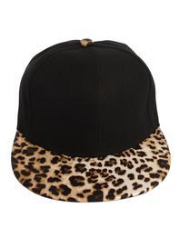 ILU Leapard Cap Snapback Hip Hop Cap Baseball Cap For Men Women